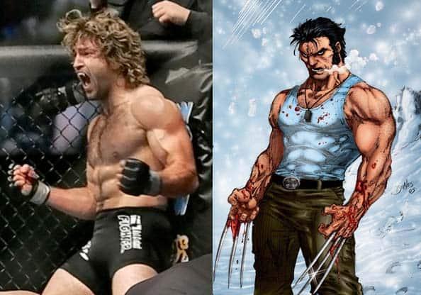 Arlovski Wolverine