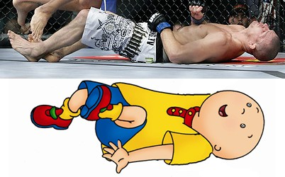 Bisping Caillou