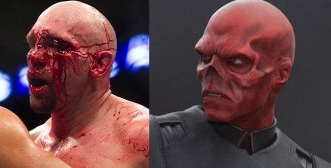 Carwin Red Skull