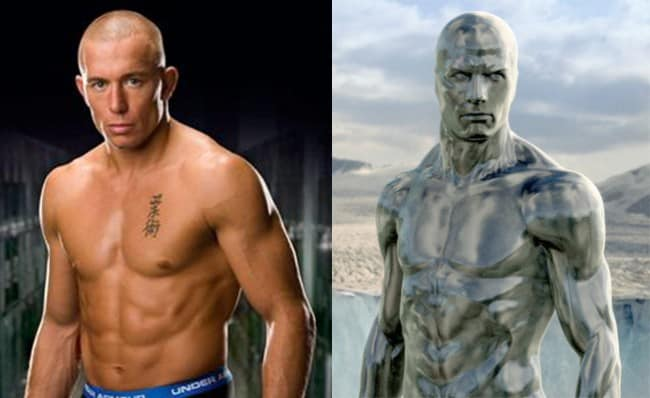 GSP Silver Surfer