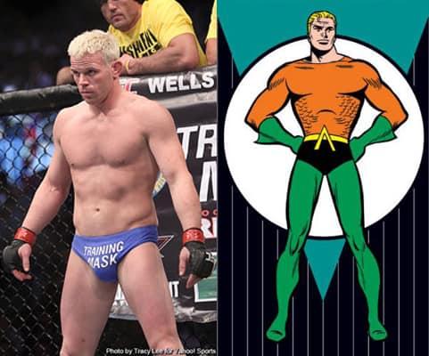 Hallman Aquaman
