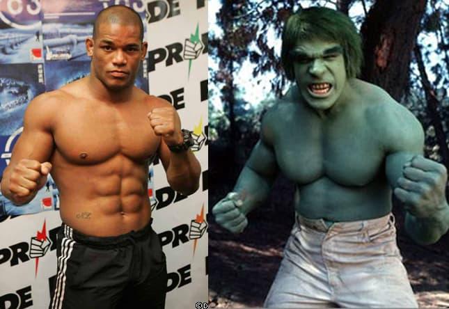 Lombard Hulk