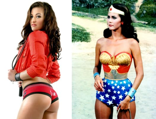 Tate Wonder Woman