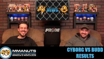 cyborg vs budd results