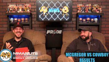 mcgregor vs cowboy results ufc 246