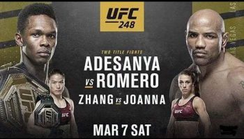 UFC 248 Predictions